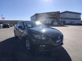 Used 2015 Mazda MAZDA3 GX for sale in Sudbury, ON