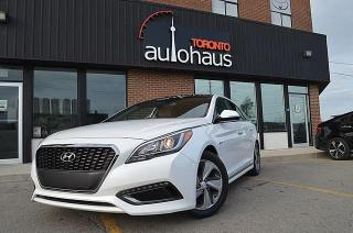 Used 2016 Hyundai Sonata Hybrid Limited for sale in Concord, ON