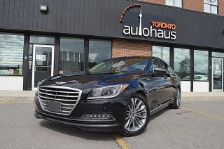 Used 2016 Hyundai Genesis PANORAMA/NAVI/LEATHER/AWD/BSM for sale in Concord, ON