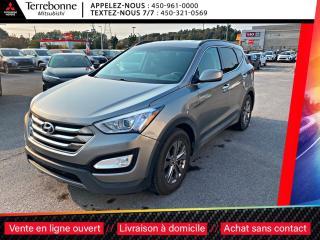 Used 2014 Hyundai Santa Fe Sport PREMIUM AWD** BANCS CHAUFFANTS**SIÈGE ÉLECTRIQUE** for sale in Terrebonne, QC