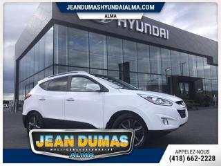 Used 2015 Hyundai Tucson MODÈLE GLS AWD GARANTIE PROLONGÉE 2022 for sale in Alma, QC