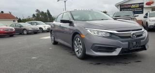 Used 2016 Honda Civic EX for sale in Mount Pearl, NL