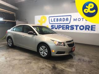 Used 2014 Chevrolet Cruze ECOTEC turbo * On star * Hands free steering wheel controls * Phone connect * Voice recognition * Keyless entry * Climate control * Cruise control for sale in Cambridge, ON