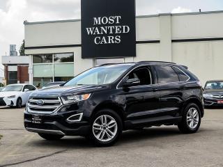 Used 2017 Ford Edge SEL AWD REAR SENSORS REAR CAMERA TOUCHSCREEN 18