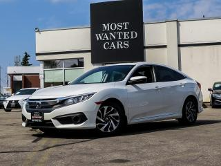 Used 2017 Honda Civic EX|BLINDSPOT CAMERA|LDW|ACC|CAMERA|SUNROOF for sale in Kitchener, ON