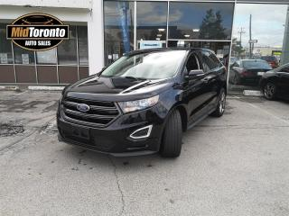 Used 2018 Ford Edge Sport - AWD - 401A  pkg - Pano Roof - Navi - Leather - One Owner - No Accidents for sale in North York, ON