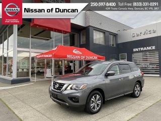 Used 2020 Nissan Pathfinder S for sale in Duncan, BC