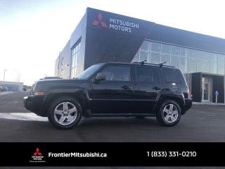 Used 2007 Jeep Patriot SPORT for sale in Grande Prairie, AB