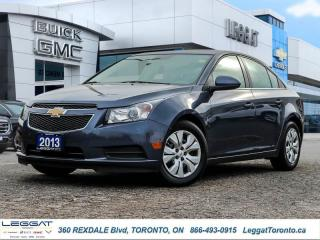 Used 2013 Chevrolet Cruze LT Turbo  - OnStar -  SiriusXM for sale in Etobicoke, ON