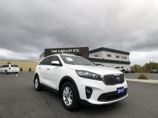 Used 2019 Kia Sorento 2.4L EX AWD - PREVIOUS DAILY RENTAL BACK-UP CAMERA DRIVE TRAIN - ALL WHEEL, LEATHER, BLUETOOTH CONNECTIVITY, for sale in Sudbury, ON