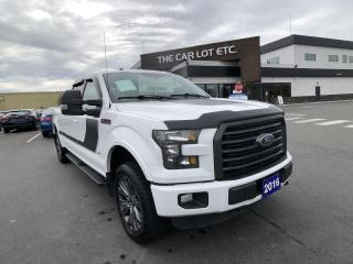 Used 2016 Ford F-150 XLT 4x4, 3.5L V6 ECOBOOST SPORT, BLUETOOTH, NAVIGATION, SUNROOF for sale in Sudbury, ON