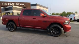 Used 2017 RAM 1500 SPORT for sale in Sudbury, ON