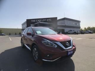 Used 2018 Nissan Murano AWD SL for sale in Sudbury, ON