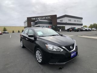 Used 2017 Nissan Sentra 1.8 S BLUETOOTH for sale in Sudbury, ON