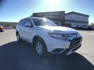Used 2019 Mitsubishi Outlander ES AWD for sale in Sudbury, ON