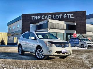 Used 2013 Nissan Rogue SV *AS/IS*AS/IS* for sale in Sudbury, ON