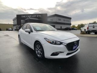 Used 2017 Mazda MAZDA3 GX for sale in Sudbury, ON