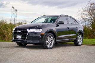 Used 2016 Audi Q3 2.0T Komfort *LEATHER* *PARK ASSIST*  *HEATED SEATS* for sale in Surrey, BC