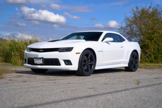 Used 2014 Chevrolet Camaro 2SS *LEATHER* *NAVIGATION* *BOSTON AUDIO* *SS* *PADDLE SHIFTERS* for sale in Surrey, BC
