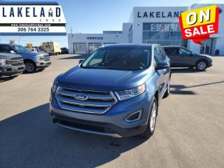 Used 2018 Ford Edge SEL  - $200 B/W for sale in Prince Albert, SK