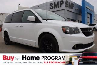 Used 2019 Dodge Grand Caravan GT- Leather, Pwr Sliding Doors, Pwr Lift Gate, Remote Start for sale in Saskatoon, SK