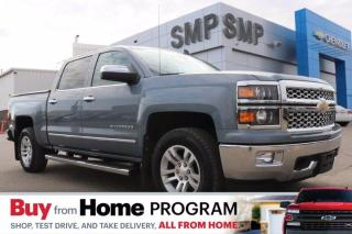 Used 2015 Chevrolet Silverado 1500 LTZ - Sunroof, Heated Leather, Remote Start, New Tires for sale in Saskatoon, SK