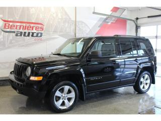 Used 2014 Jeep Patriot 4X4 NORTH PLUS for sale in Lévis, QC