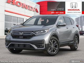 New 2020 Honda CR-V EX-L for sale in Cambridge, ON