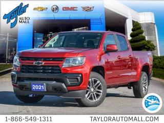 New 2021 Chevrolet Colorado 4WD Work Truck for sale in Kingston, ON
