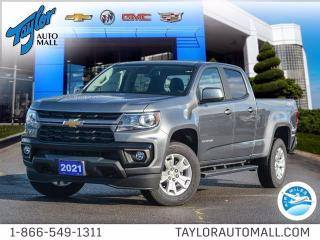 New 2021 Chevrolet Colorado 4WD LT for sale in Kingston, ON