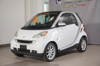 Used 2009 Smart fortwo TOIT VITRÉ SIEGE CHAUFFANT for sale in Montréal, QC