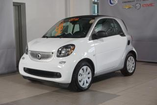 Used 2018 Smart fortwo Electric PASSION ELECTRIC DRIVE CUIR CAM DE RECUL*14941 KM* for sale in Montréal, QC
