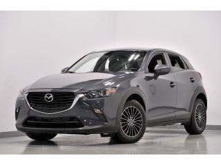 Used 2017 Mazda CX-3 AWD GX MAGS CAMERA DE RECUL BLUETOOTH for sale in Brossard, QC