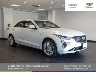 New 2020 Cadillac CTS Premium Luxury PARKING CAMERA - HEATED STEERING WHEEL for sale in Burnaby, BC