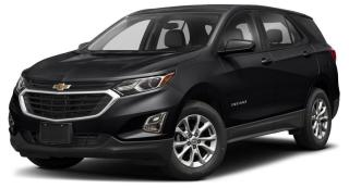 New 2020 Chevrolet Equinox LS for sale in Burnaby, BC