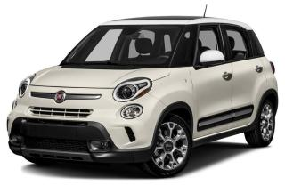 Used 2014 Fiat 500 L Trekking for sale in Burnaby, BC