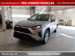 Used 2019 Toyota RAV4 LE AWD for sale in Moose Jaw, SK
