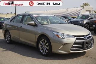 Used 2015 Toyota Camry HYBRID XLE for sale in Hamilton, ON