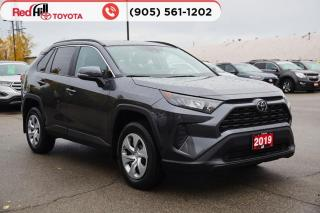Used 2019 Toyota RAV4 LE for sale in Hamilton, ON