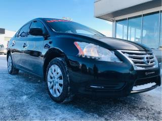 Used 2015 Nissan Sentra 4dr Sdn Man S,bluetooth,vitre electrique for sale in Lévis, QC