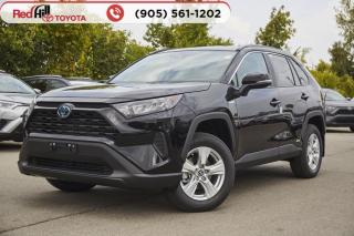 New 2021 Toyota RAV4 Hybrid LE AWD for sale in Hamilton, ON