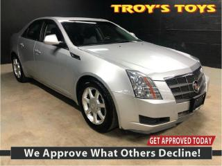 Used 2009 Cadillac CTS w/1SA for sale in Guelph, ON