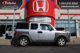 Used 2003 Honda Element w/Y Pkg AS-IS for sale in Sudbury, ON