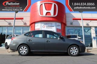 Used 2007 Hyundai Elantra GL-AS-IS for sale in Sudbury, ON