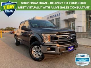 "Used 2019 Ford F-150 XLT 4X4/17"" Wheel/Bluetooth/RearView  Camera XLT 4 for sale in St Thomas, ON"