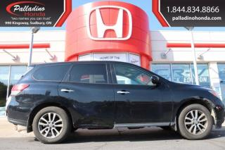 Used 2013 Nissan Pathfinder SV-AS-IS for sale in Sudbury, ON