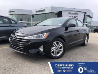 Used 2019 Hyundai Elantra Preferred FWD | Heated Seats | Heated Steering Wheel for sale in Winnipeg, MB