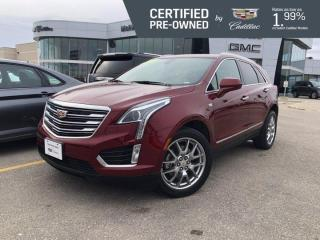 Used 2018 Cadillac XT5 Luxury AWD | CUE w/Navigation | Bose Audio for sale in Winnipeg, MB