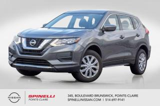 Used 2017 Nissan Rogue S AWD AWD / CAMERA DE RECUL / BLUETOOTH / SIEGES CHAUFFANTS for sale in Montréal, QC