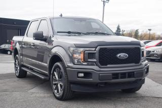Used 2018 Ford F-150 F150 XLT CREW  SPORT DECO for sale in St-Hubert, QC